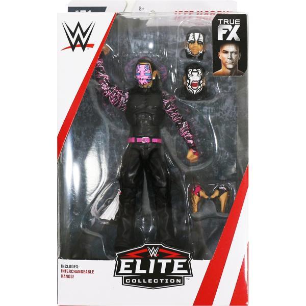 WWE Mattel Elite 71 Jeff Hardy(ジェフ・ハーディ)|bdrop