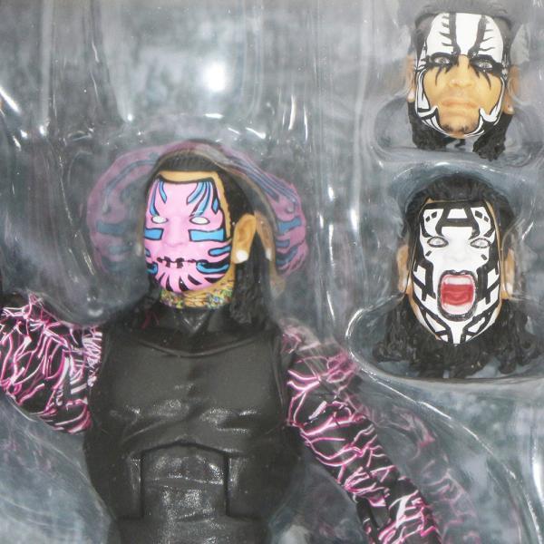 WWE Mattel Elite 71 Jeff Hardy(ジェフ・ハーディ)|bdrop|02