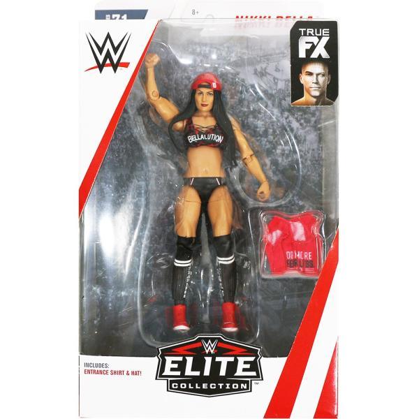 WWE Mattel Elite 71 Nikki Bella(ニッキ−・ベラ) bdrop