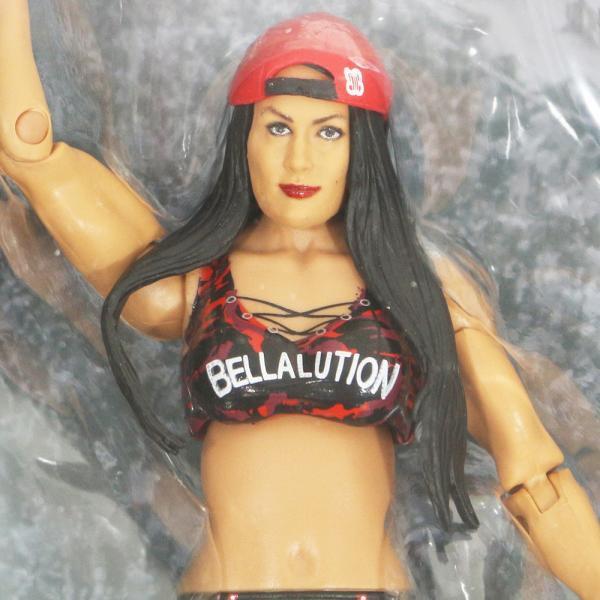 WWE Mattel Elite 71 Nikki Bella(ニッキ−・ベラ) bdrop 02