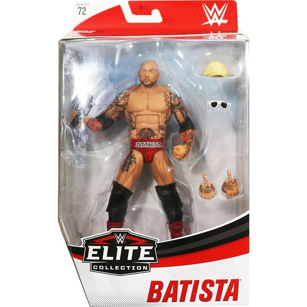 WWE Mattel Elite 72 Batista(バティスタ)|bdrop