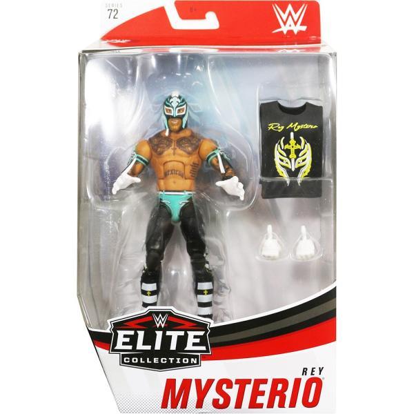 WWE Mattel Elite 72 Rey Mysterio(レイ・ミステリオ)|bdrop