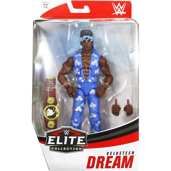 WWE Mattel Elite 72 Velveteen Dream(ベルベティーン・ドリーム)|bdrop
