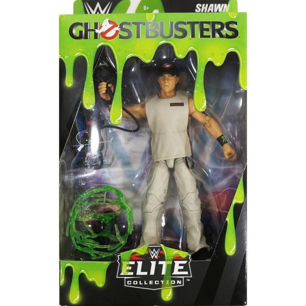 WWE Elite Shawn Michaels(ショーン・マイケルズ) Ghostbusters|bdrop