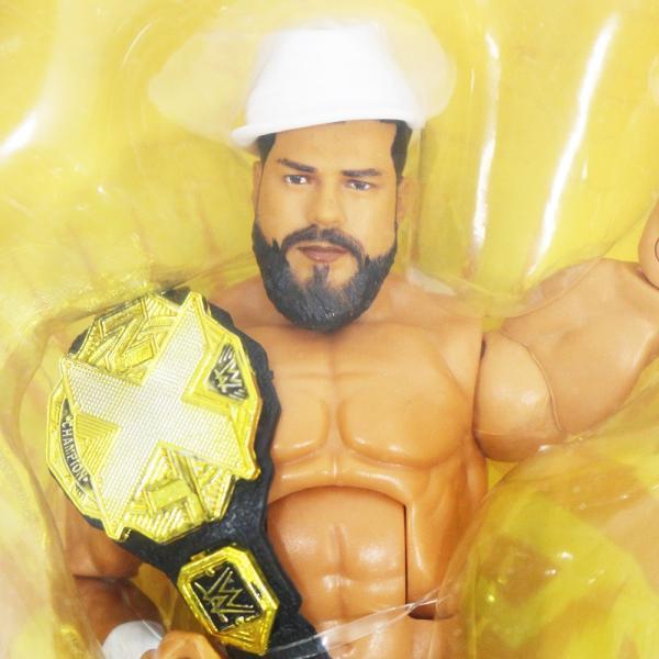 WWE NXT Elite Andrade(アンドラーデ) - Ringside Exclusive|bdrop|02