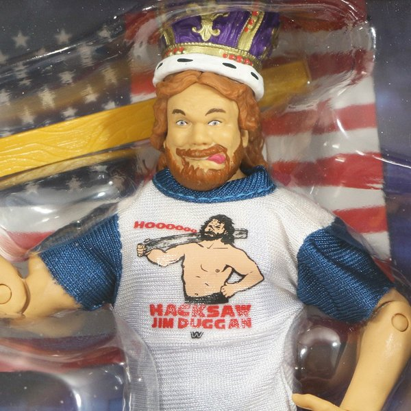 WWE Elite Retrofest Exclusive Hacksaw Jim Duggan(ハクソー・ジム・ドゥガン)|bdrop|02