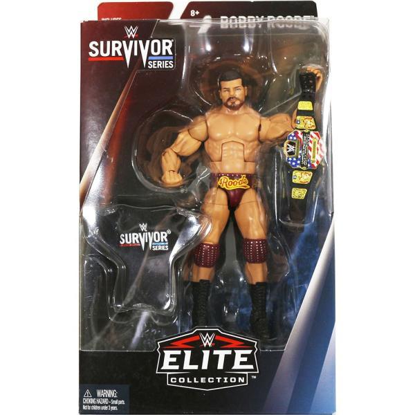 WWE Survivor Series 2018 Exclusive Bobby Roode(ボビー・ルード) bdrop