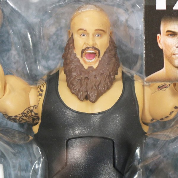WWE Braun Strowan(ブラウン・ストローマン) Elite Top Talent 2018|bdrop|02