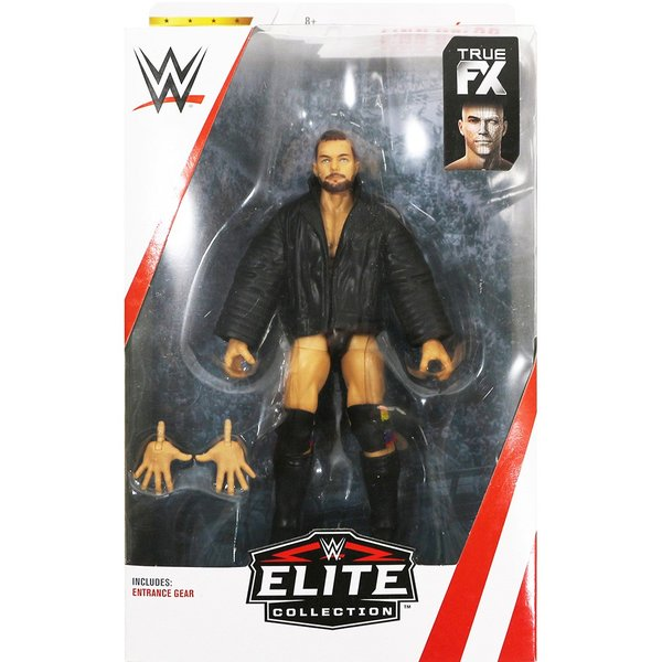 WWE Finn Balor(フィン・ベイラー) Elite Top Talent 2018|bdrop