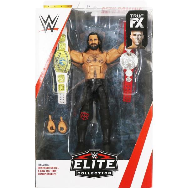 WWE Seth Rollins(セス・ローリンズ) Elite Top Talent 2018|bdrop