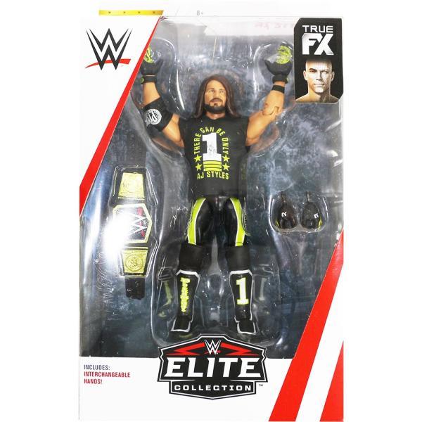 WWE AJ Styles(AJスタイルズ) Elite Top Talent 2019|bdrop