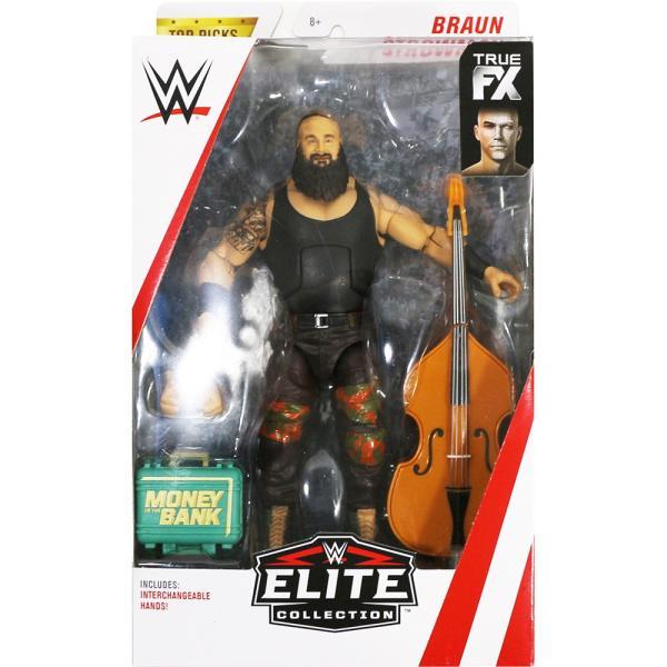 WWE Braun Strowman(ブラウン・ストローマン) Elite Top Talent 2019|bdrop