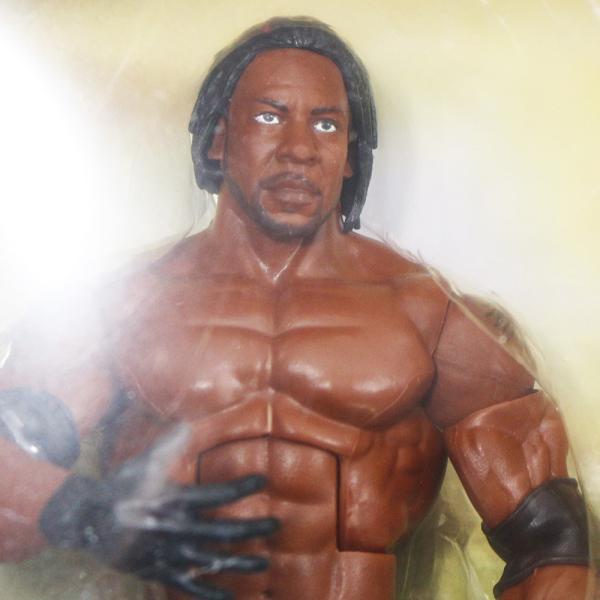 WWE Elite WrestleMania 36 Booker T(ブッカーT)|bdrop|02