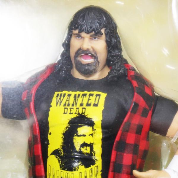 WWE Elite WrestleMania 36 Mick Foley(ミック・フォーリー)|bdrop|02