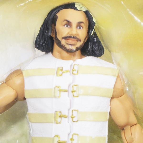 WWE Elite WrestleMania 36 Matt Hardy(マット・ハーディ)|bdrop|02
