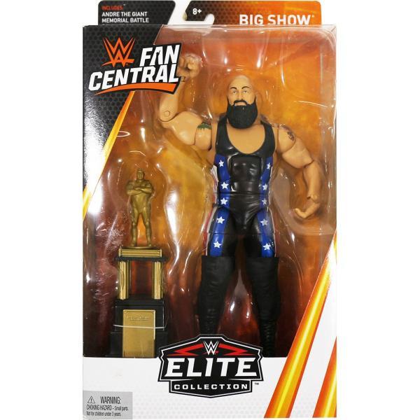 WWE Fan Central Elite Big Show(ビッグ・ショー) bdrop