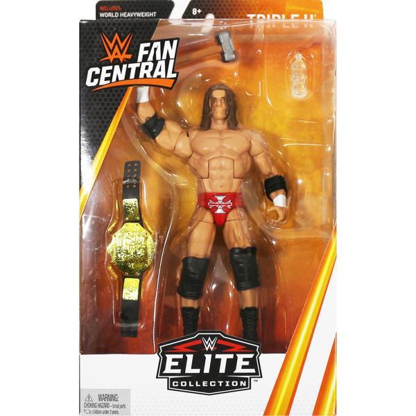 WWE Fan Central Elite Triple H(トリプルH)|bdrop