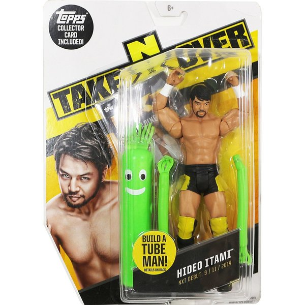 WWE NXT Takeover Hideo Itami(ヒデオ・イタミ)|bdrop