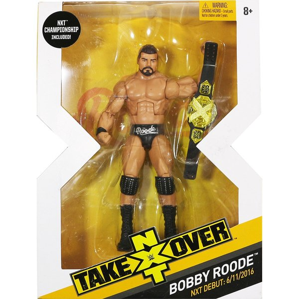 WWE NXT Takeover Elite Bobby Roode(ボビー・ルード)|bdrop