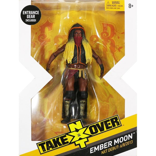WWE NXT Takeover Elite Ember Moon(エンバー・ムーン)|bdrop