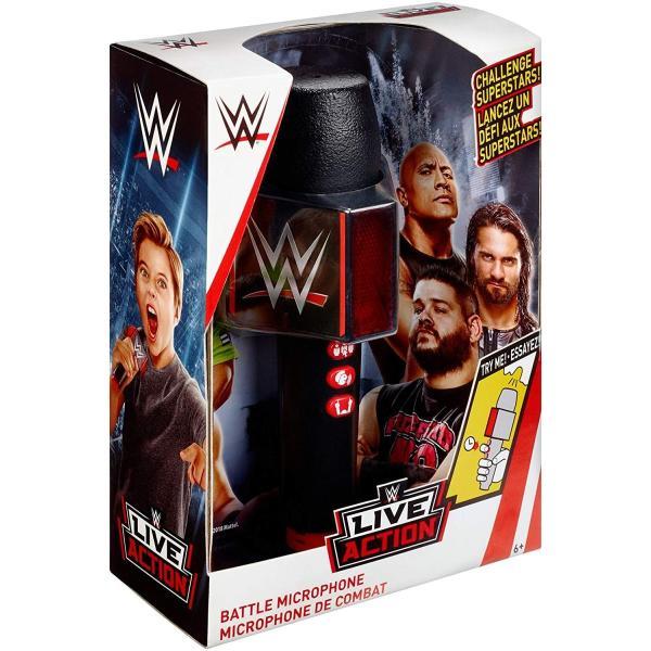WWE Live Action Battle Microphone|bdrop