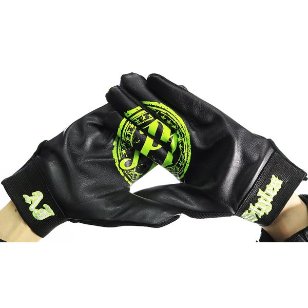 WWE AJ Styles(AJスタイルズ) Green レプリカグローブ|bdrop|04