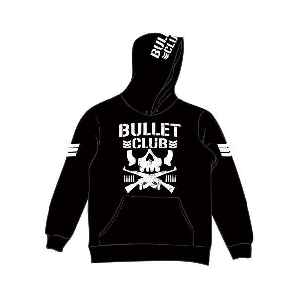 新日本プロレス NJPW BULLET CLUB(バレット・クラブ) プルオーバーパーカー|bdrop
