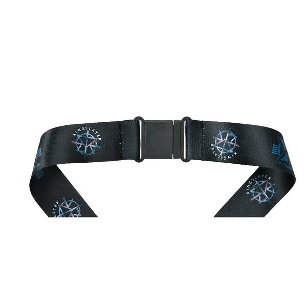 WWE Seth Rollins(セス・ローリンズ) Kingslayer ネックストラップ|bdrop|04