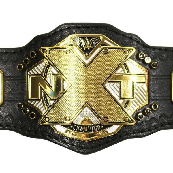 WWE NXT王座 2018 レプリカミニチャンピオンベルト|bdrop|02