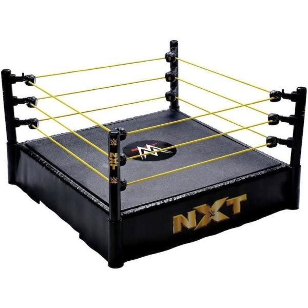 WWE Mattel NXT Ring オープンパッケージ版|bdrop|03