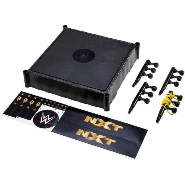 WWE Mattel NXT Ring オープンパッケージ版|bdrop|04
