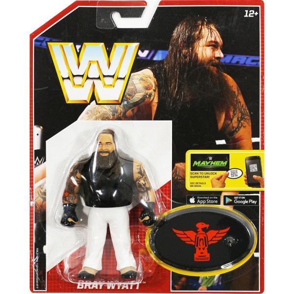 WWE Mattel Retro Series 6 Bray Wyatt(ブレイ・ワイアット)|bdrop