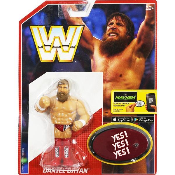 WWE Mattel Retro Series 6 Daniel Bryan(ダニエル・ブライアン)|bdrop