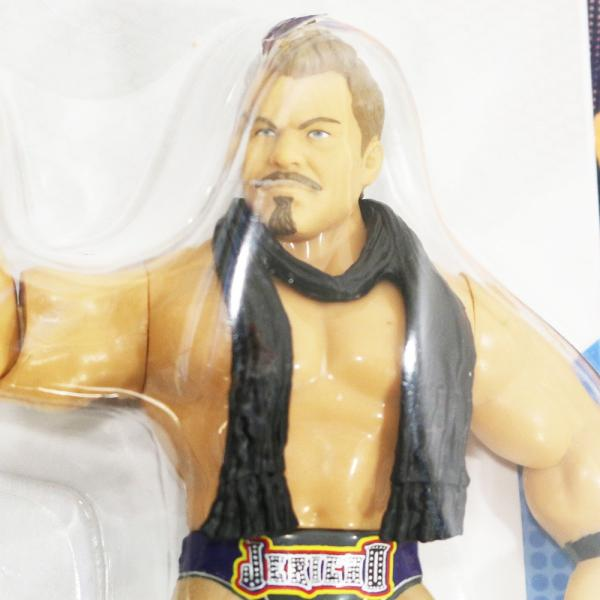WWE Mattel Retro Series 7 Chris Jericho(クリス・ジェリコ)|bdrop|02