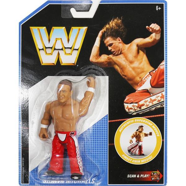 WWE Mattel Retro Series 7 HBK Shawn Michaels(ショーン・マイケルズ)|bdrop