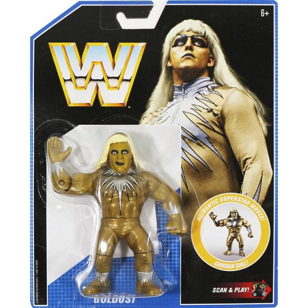 WWE Mattel Retro Series 9 Goldust(ゴールダスト)|bdrop