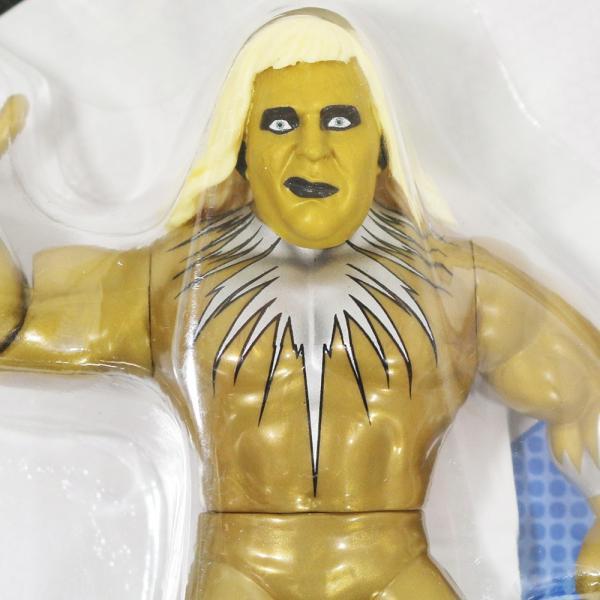 WWE Mattel Retro Series 9 Goldust(ゴールダスト)|bdrop|02