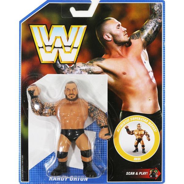 WWE Mattel Retro Series 9 Randy Orton(ランディ・オートン)|bdrop
