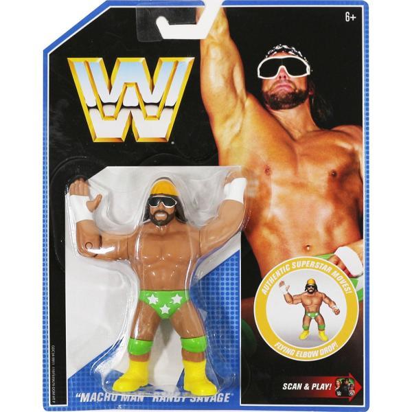 WWE Mattel Retro Series 9 Randy Savage(ランディ・サベージ)|bdrop