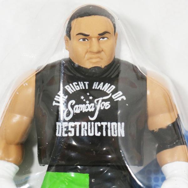 WWE Mattel Retro Series 9 Samoa Joe(サモア・ジョー)|bdrop|02