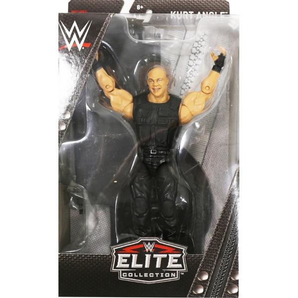 WWE Shield Kurt Angle(カート・アングル) Ringside Exclusive bdrop