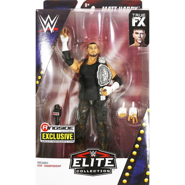 WWE ECW Matt Hardy(マット・ハーディ) Ringside Exclusive|bdrop