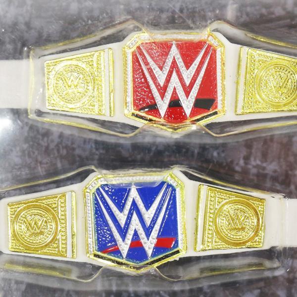 WWE Mattel 5-Belt Pack - Ringside Exclusive|bdrop|02