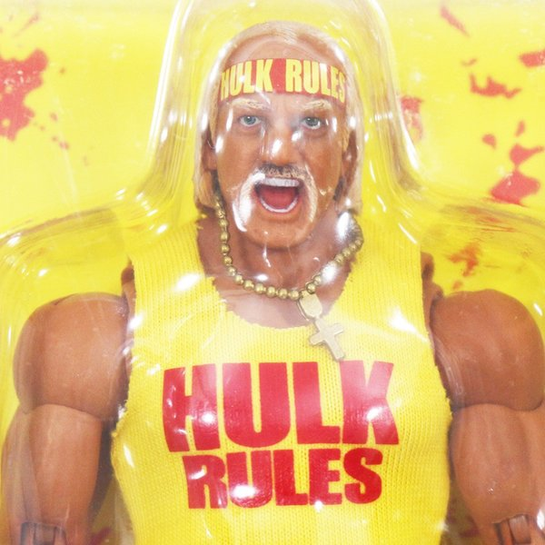 WWE Hulk Rules Hulk Hogan(ハルク・ホーガン) 1 of 3000 Ringside Exclusive|bdrop|02