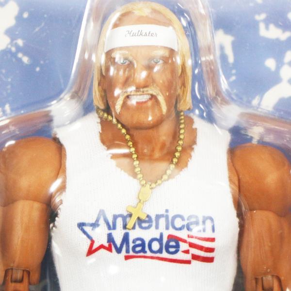 WWE Hulk Hogan(ハルク・ホーガン) 1 of 1000 Blue Trunks Ringside Exclusive bdrop 02