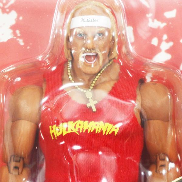 WWE Hulk Hogan(ハルク・ホーガン) 1 of 1000 White Trunks Ringside Exclusive|bdrop|02