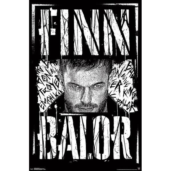 WWE Finn Balor(フィン・ベイラー) ポスター|bdrop