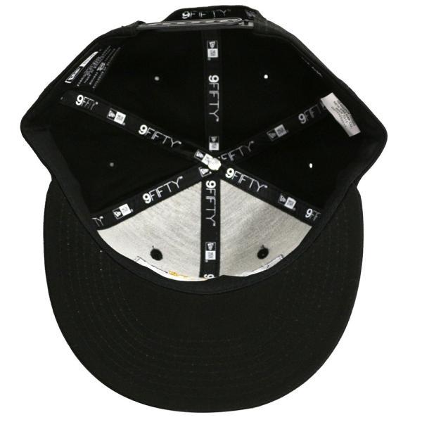 AEW Logo スナップバックキャップ 帽子|bdrop|04