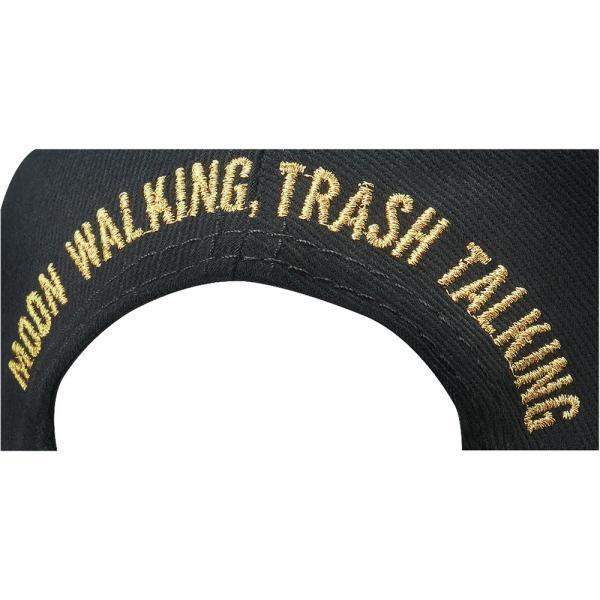 WWE Carmella(カーメラ) Moon Walking Trash Talking スナップバックキャップ|bdrop|06