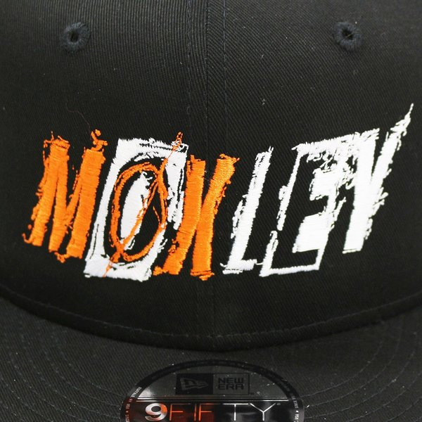 AEW Jon Moxley(ジョン・モクスリー) Paradigm Shift New Era 9Fifty スナップバックキャップ 帽子|bdrop|02